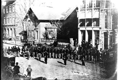 5th USCT, Delaware, Ohio image. Click for full size.