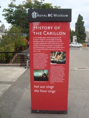 The Netherland Carillon Marker - Side B image. Click for full size.