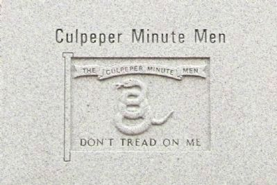 Culpeper Minute Men image. Click for full size.