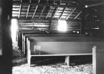 St. Paul Camp Ground, inside the Tabernacle image. Click for full size.