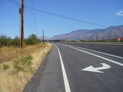 AZ-77 at Milepost 80 image. Click for full size.