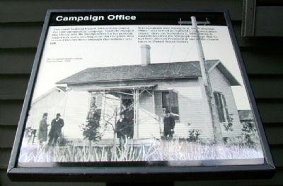 Campaign Office Marker image. Click for full size.