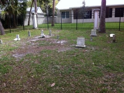 Houston Pioneer Cemetery image. Click for full size.