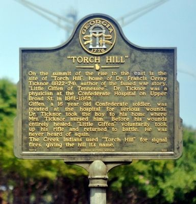 """Torch Hill"" Marker image. Click for full size."