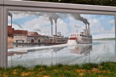 Paducah's Riverfront image. Click for full size.