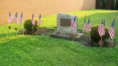Blairsville Veterans Memorial image. Click for full size.