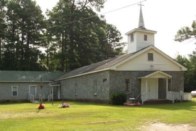 Pine Hill A.M.E. Church image. Click for full size.