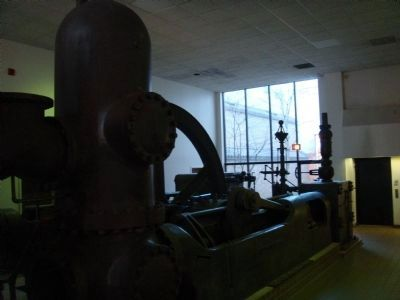 The Remaining Allis-Chalmers Pump image. Click for full size.