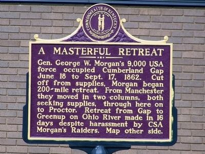 A Masterful Retreat Marker image. Click for full size.