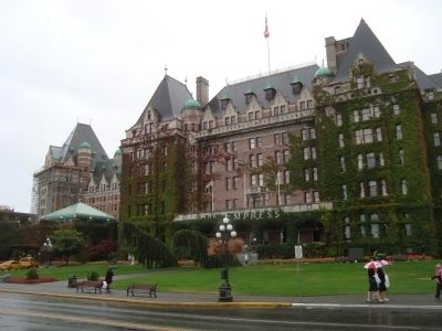 The Empress Hotel image. Click for full size.