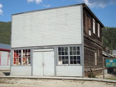 Billy Bigg's Blacksmith Shop image. Click for full size.