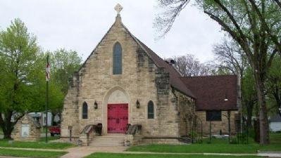 St. John's Episcopal Church image. Click for full size.