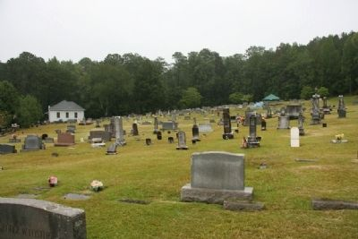 Mt. Hebron Cemetery image. Click for full size.