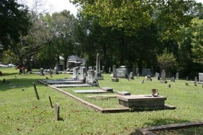 Shiloh Cemetery image. Click for full size.