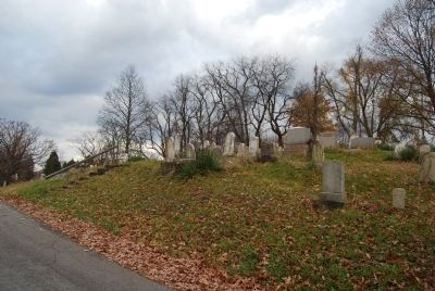 St. Matthew's Cemetery image. Click for full size.
