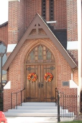 St. Paul's Protestant Episcopal Church image. Click for full size.
