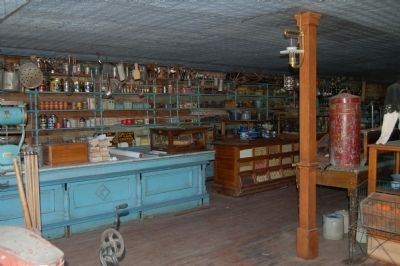 Dance and Stuart Store, interior image. Click for full size.