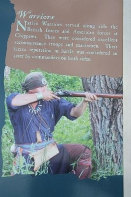 Chippawa Battlefield Panel 1 Marker image. Click for full size.