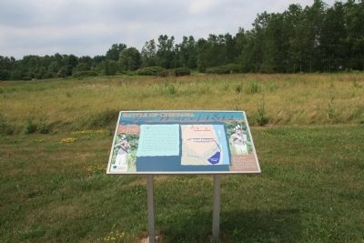 Chippawa Battlefield Panel 3 Marker image. Click for full size.