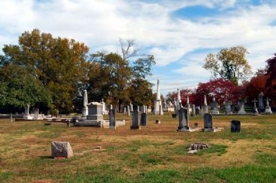 First Presbyterian Church Cemetery image. Click for full size.