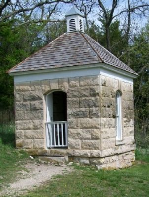 Spring Hill Ranchhouse's Substantial Outhouse image. Click for full size.