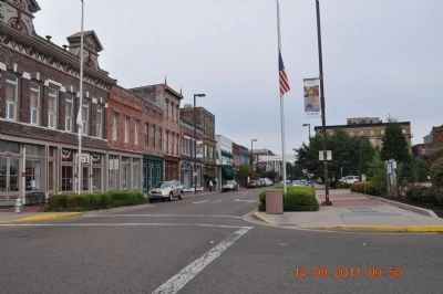 Broadway, Paducah's Main Street image. Click for full size.