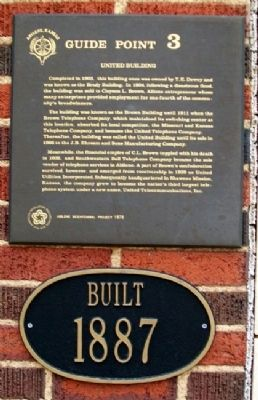 United Building Marker image. Click for full size.