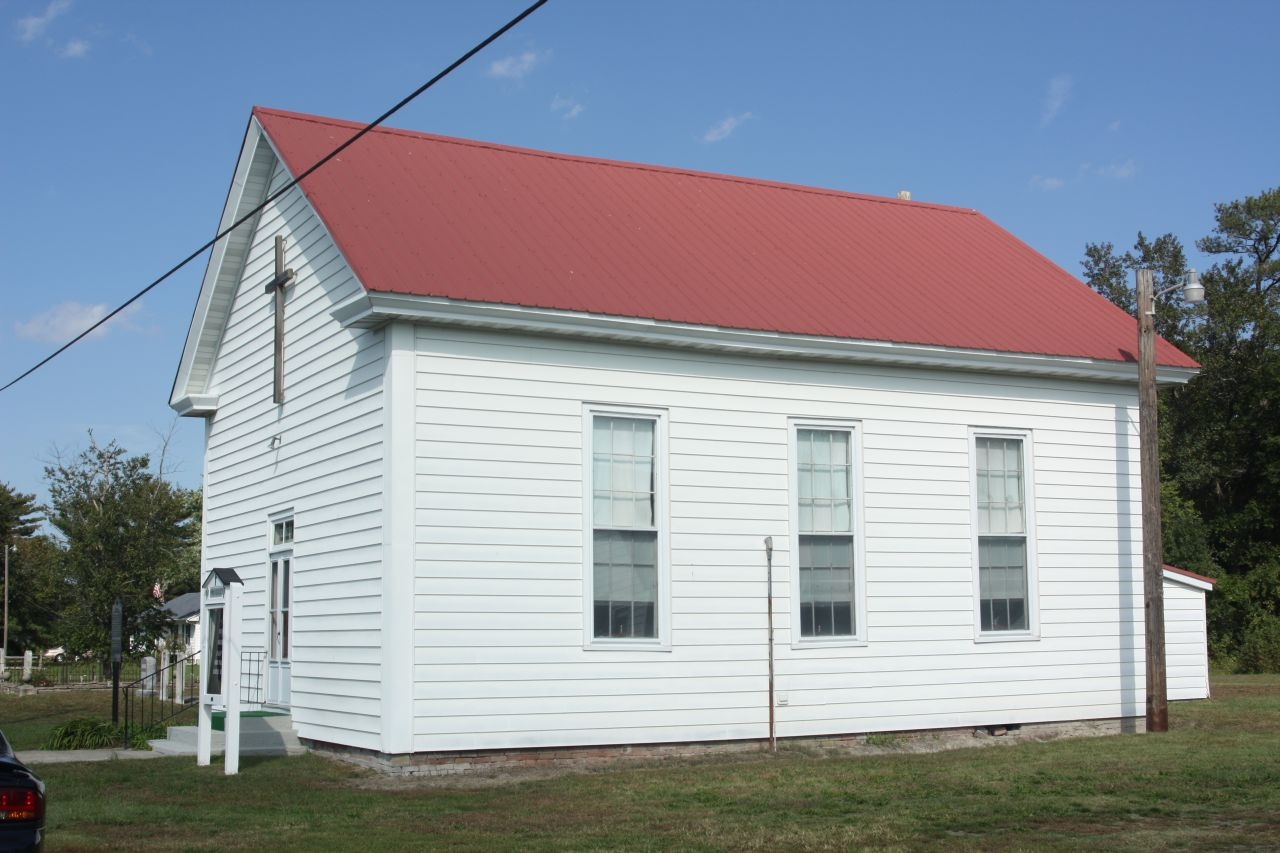 Providence United Methodist Church