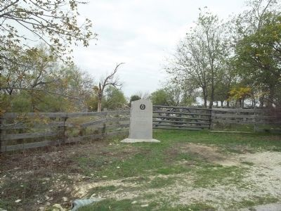 Updated photo of Black's Fort Marker in context image. Click for full size.