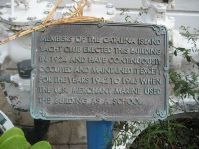 Additional Marker in Front of Building image. Click for full size.