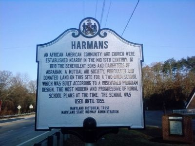 Harmans Marker image. Click for full size.