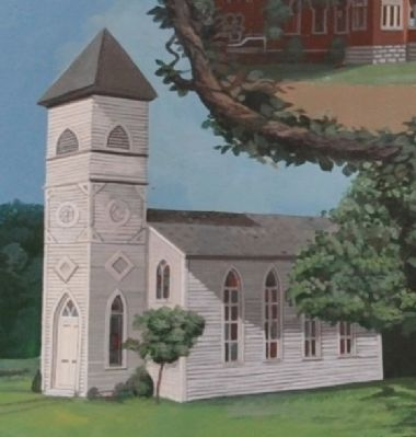 St Matthew Lutheran Church image. Click for full size.