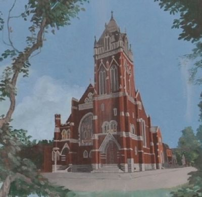 First Christian Church image. Click for full size.