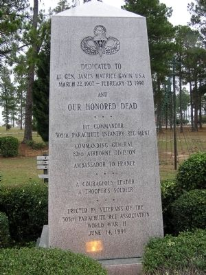 Our Honored Dead Marker ~ West Face image. Click for full size.