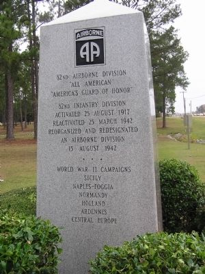 Our Honored Dead Marker ~ North Face image. Click for full size.