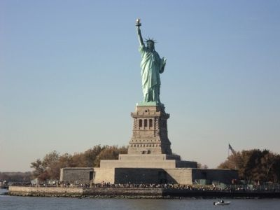 """Liberty Enlightening the World"" image. Click for full size."