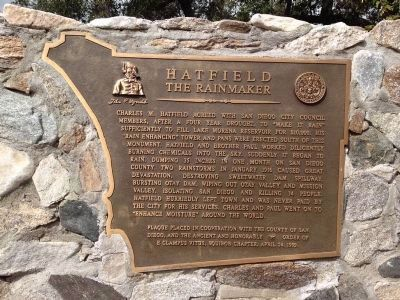 Hatfield – The Rainmaker Marker image. Click for full size.
