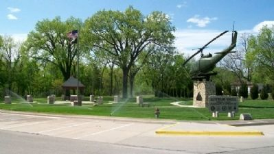 All Veterans Memorial Park image. Click for full size.
