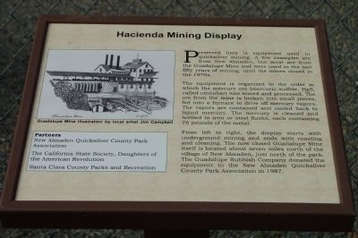 Hacienda Mining Display Marker image. Click for full size.
