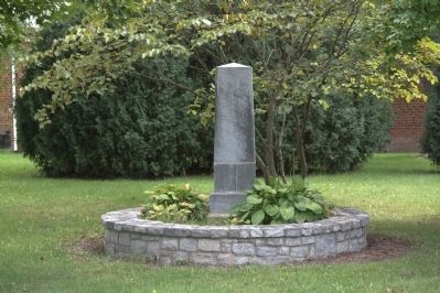Frank Padget Memorial Obelisk at Centennial Park image. Click for full size.