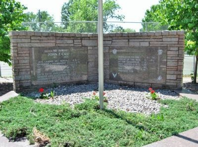 John F. Cance / Galesville Veterans Memorial image. Click for full size.