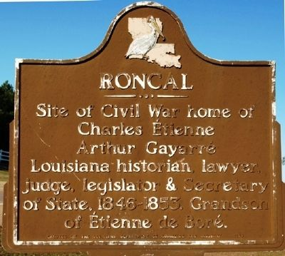 Roncal Marker image. Click for full size.