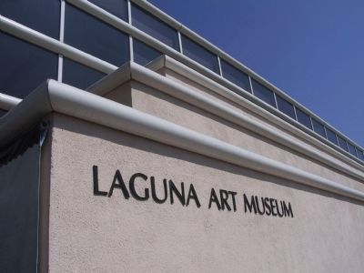 Laguna Beach Art Museum image. Click for full size.