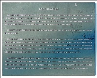 Exploration Marker image. Click for full size.