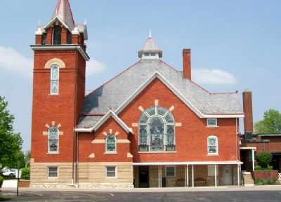 Groveport United Methodist Church image. Click for full size.