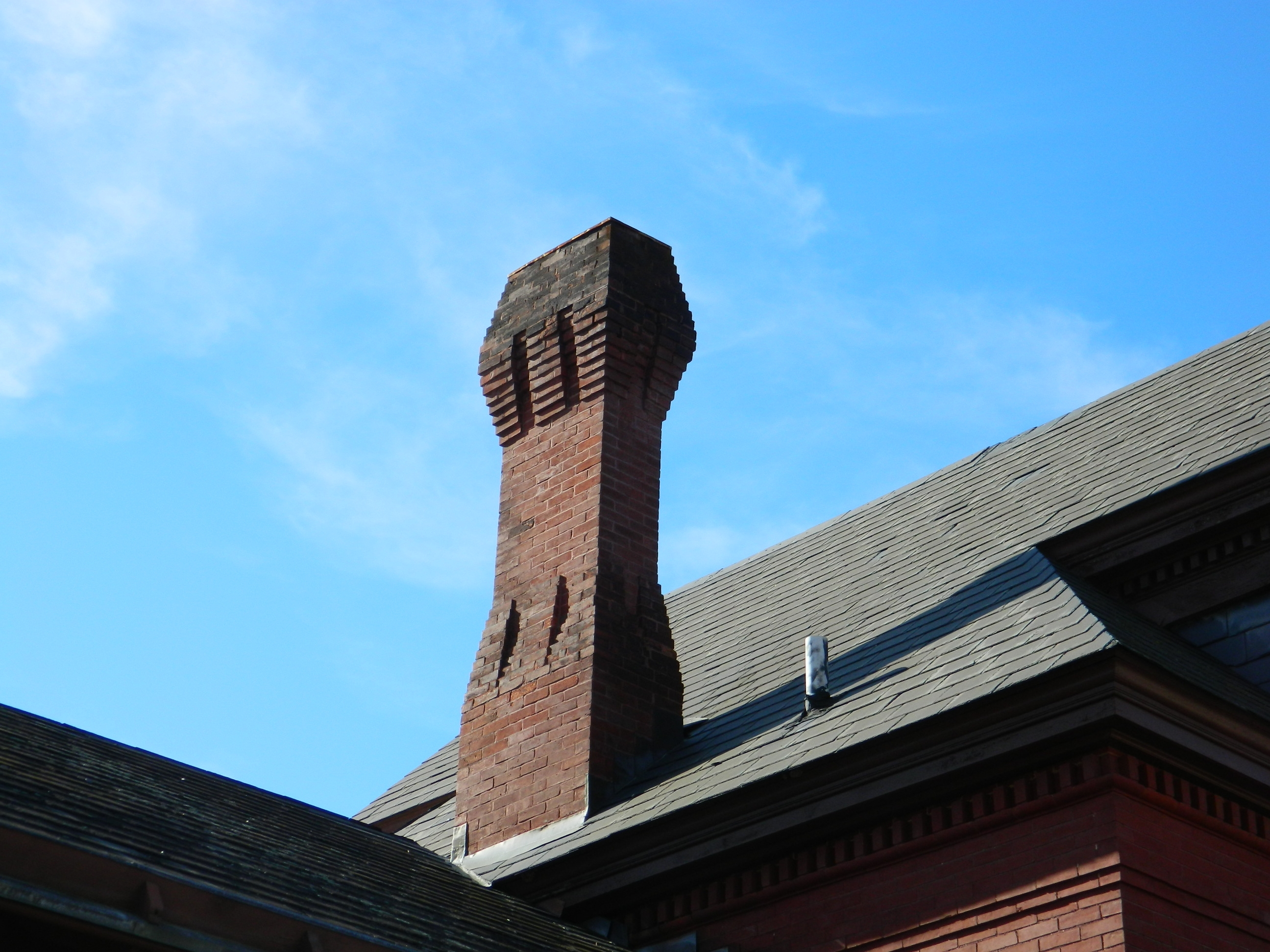 Baltimore & Ohio Railroad Station Chimney