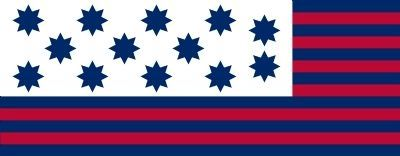 Guilford Courthouse Flag image. Click for full size.