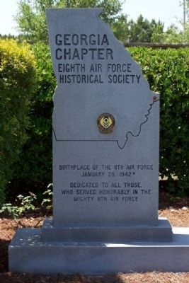 Georgia Chapter Eighth Air Force Historical Society image. Click for full size.