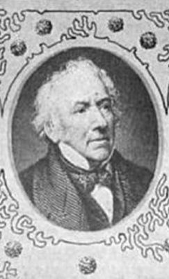 David Townsend c. 1840 image. Click for full size.