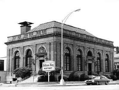 Sullivan-King Mortuary<br>(The Federal Building)<br>401 North Main Street image. Click for full size.